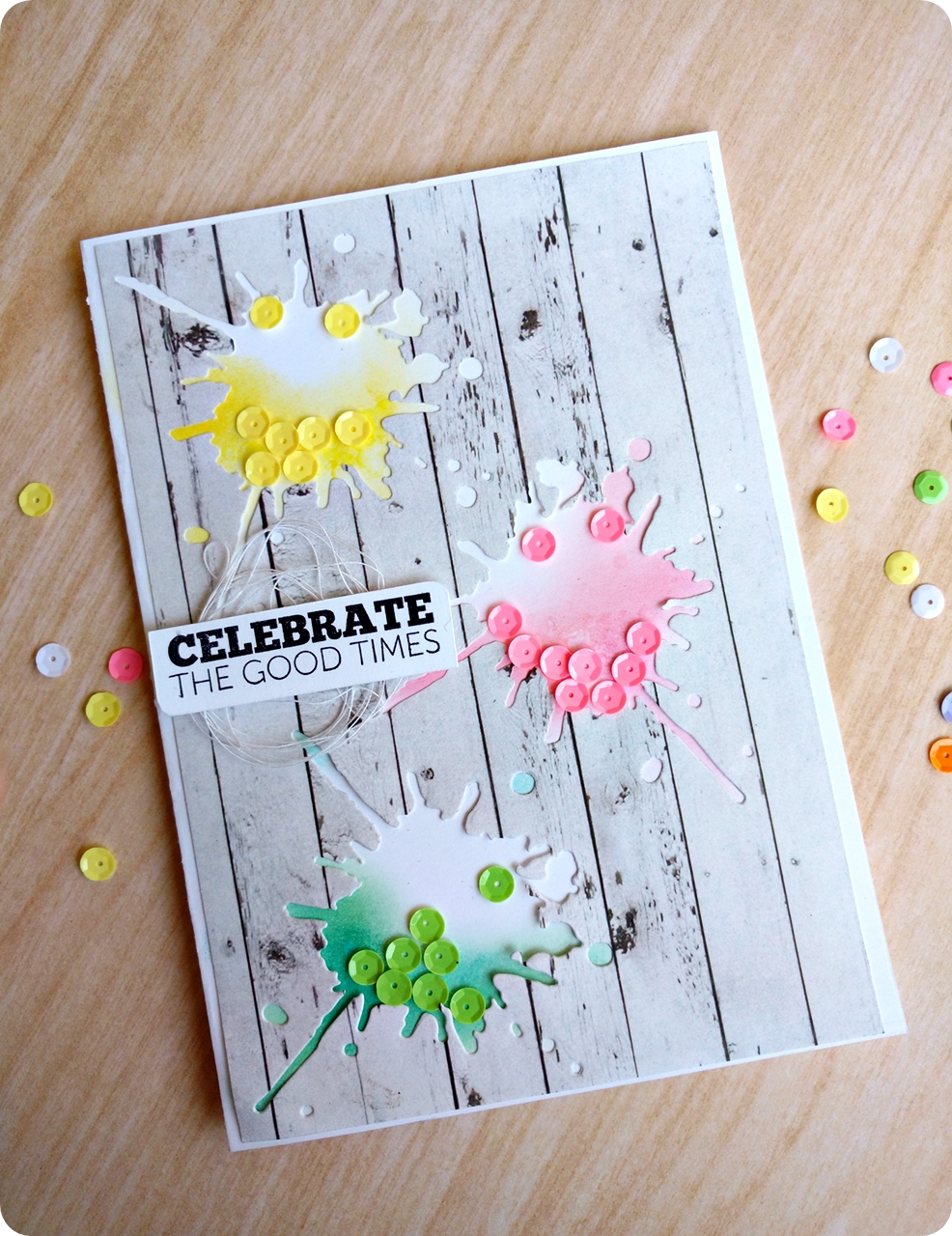 Card Making Ideas For Holi Part - 26: Happily Ever Crafter .
