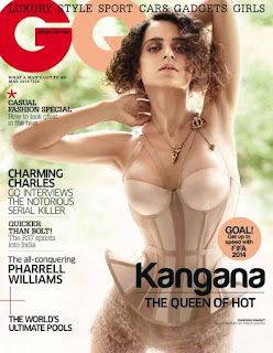 Kangana Ranaut = Hotness and sexy looks