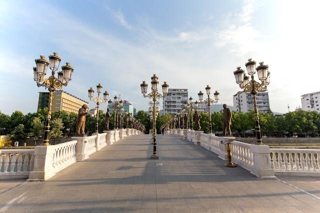 Vortrag in Bingen: Mein Jahr in Skopje