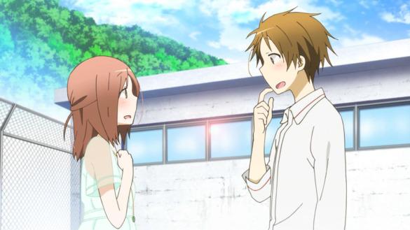 Rekomendasi Anime Romantis walau hanya sebatas teman tapi mesra