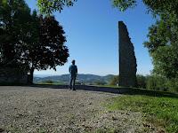 Vue sur les collines du Jura