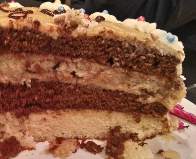 Тортата на баба - домашна торта с ванилов крем