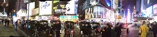 New York Pedicab Services and Transport