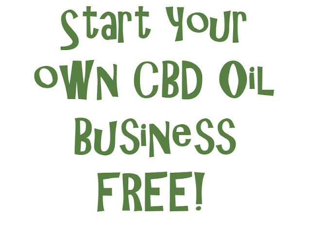 FREE CBD Oil business!