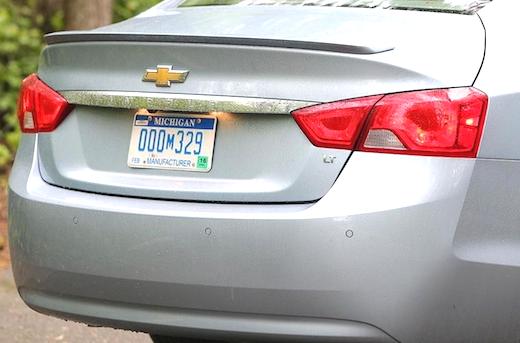 2019 Chevrolet Impala Redesign