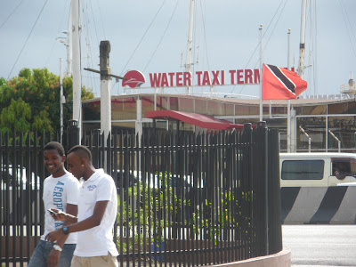 51 Not Out: A Day in Port of Spain/Puerto Espana, Trinidad and Tobago!