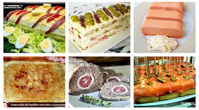 pasteles salados fáciles I