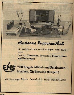 Diepuppenstubensammlerin wohndesign der sechziger und for Wohndesign leipzig
