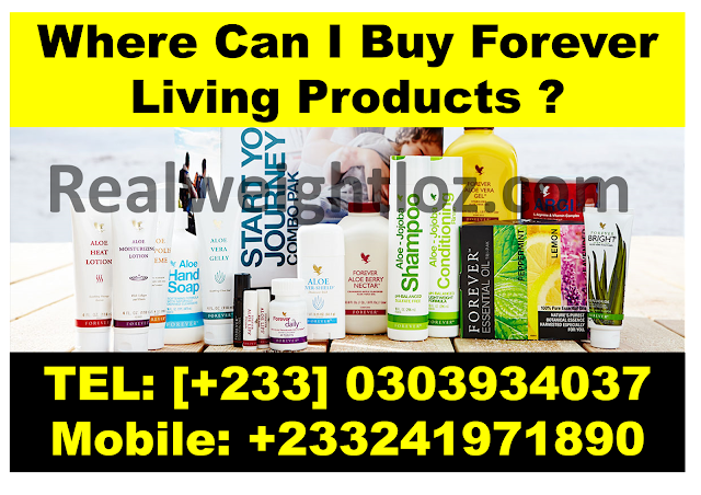 Where Can I Buy Forever Living Products ?