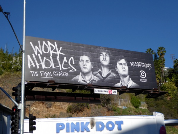 Workaholics final season 7 billboard