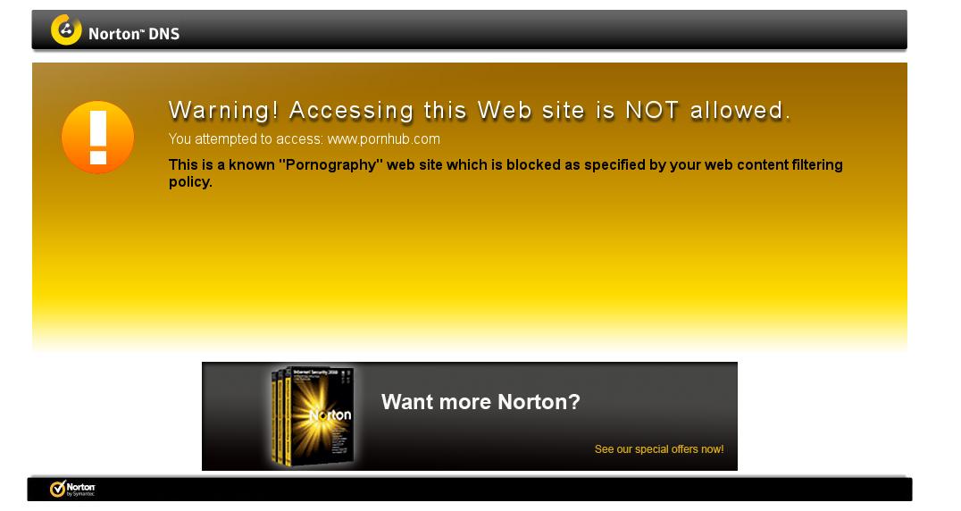 أحسن ثلاث خدمات Dns لمنع المواقع الإباحية عالم لينوكس