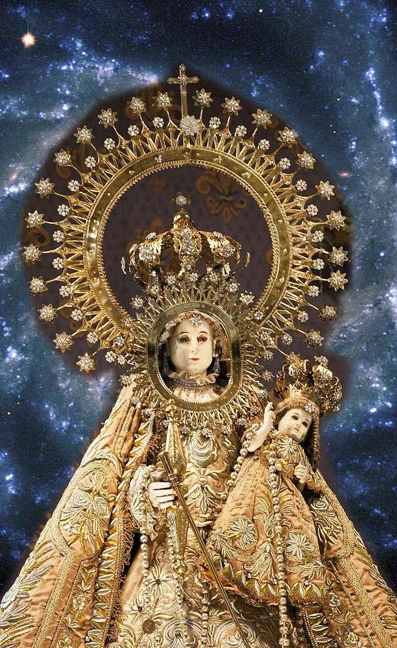 Nossa Senhora do Rosário, conhecida como 'La Naval', Filipinas.