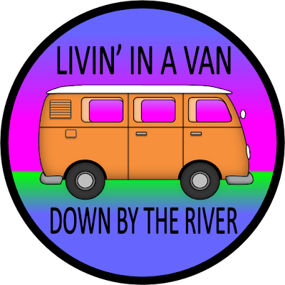 LIVIN' IN A VAN DOWN BY THE RIVER, LIVIN IN A VAN DOWN BY THE RIVER, TPT SELLERS