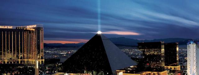 Anos 90: início da era dos Hotéis Temáticos em Las Vegas