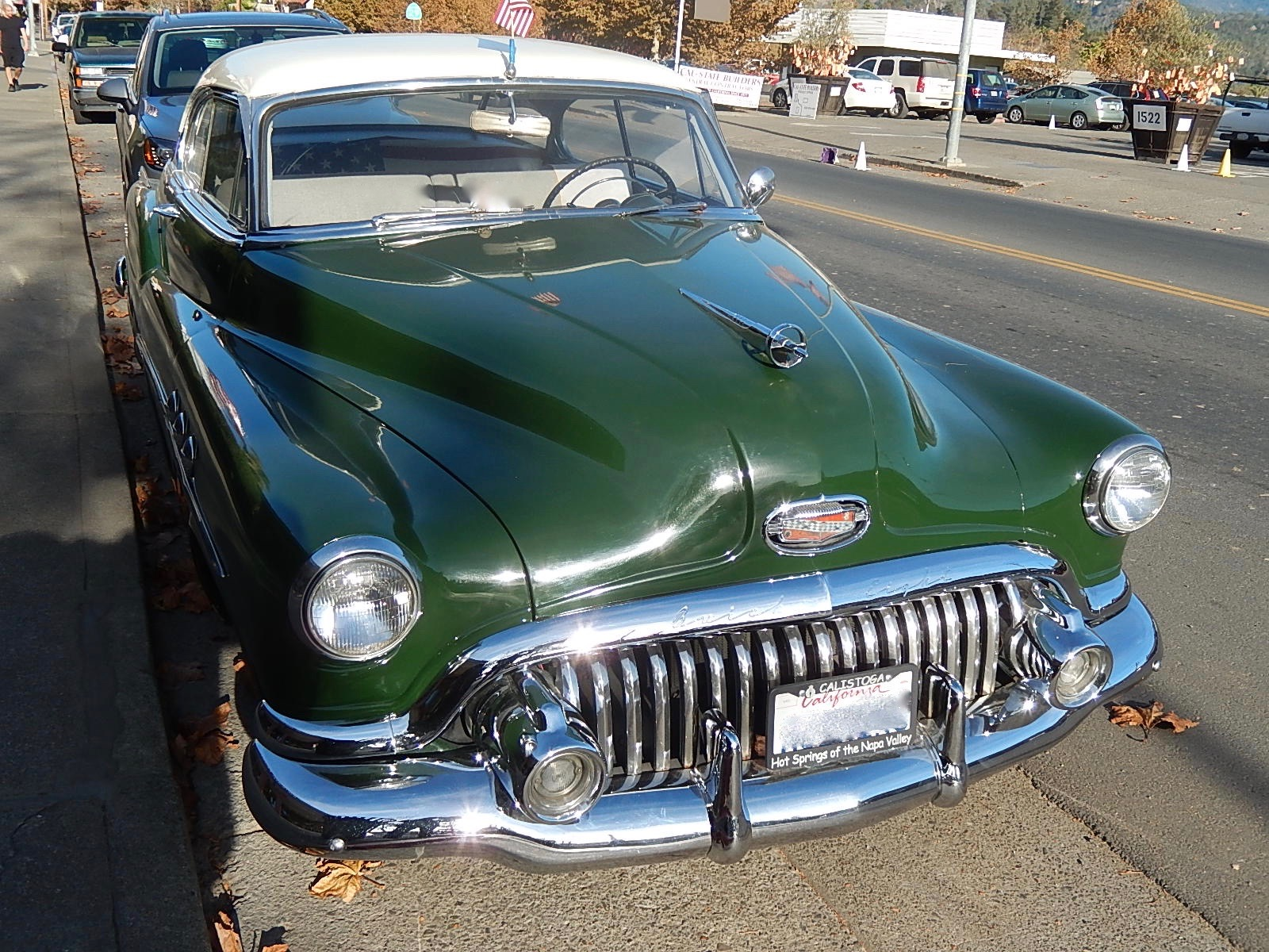 Car Style Critic: The Archetypical Buick: Model Year 1952