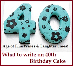 Admirable Birthday Cake Wordings What To Write On 40Th Birthday Cake Funny Birthday Cards Online Fluifree Goldxyz