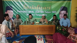 "Anggota MPR RI Tekankan ""Hubbul Wathan"" Indonesia"