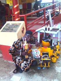 Motivational story of creative inventions by a Nigerian youth