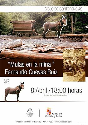 cartel la mula en la mina