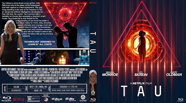 Tau Bluray Cover