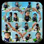 ဓာတ္ပုံလည္းေတြကုိ စိတ္တုိင္းက် ထည္႔သြင္းျပီး အသည္း ပုံကေလးေတြ ႏွင္႔ ျပဳလုပ္ႏုိင္မယ္႔  Heart Photo Maker collage  v3.4.0 Apk