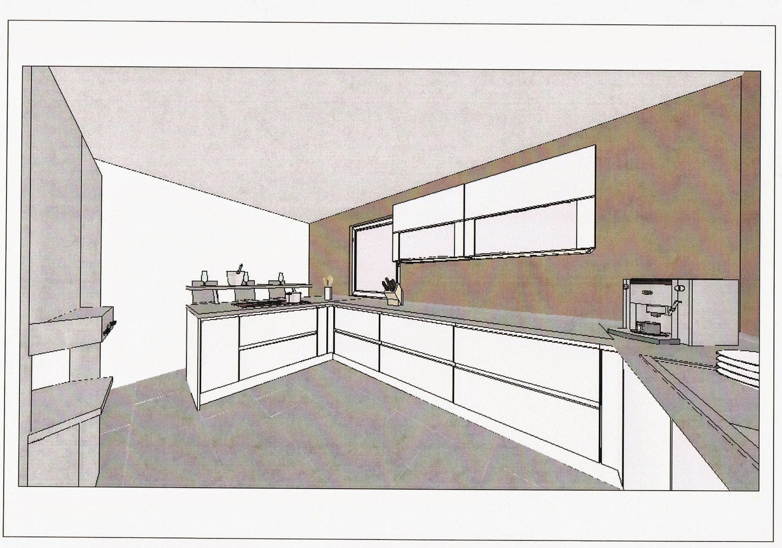 kirsten und marcel bauen unsere k che. Black Bedroom Furniture Sets. Home Design Ideas