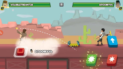 Fling Fighters MOD APK