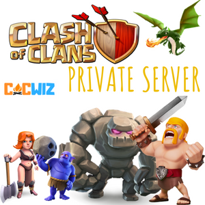 Download Clash of Clans Private Server [2018] [FHX] [MAGIC] [LIGHTS] APK List