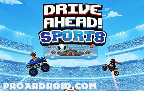 لعبة Drive Ahead! Sports v2.14.1 كاملة للاندرويد (اخر اصدار) logo