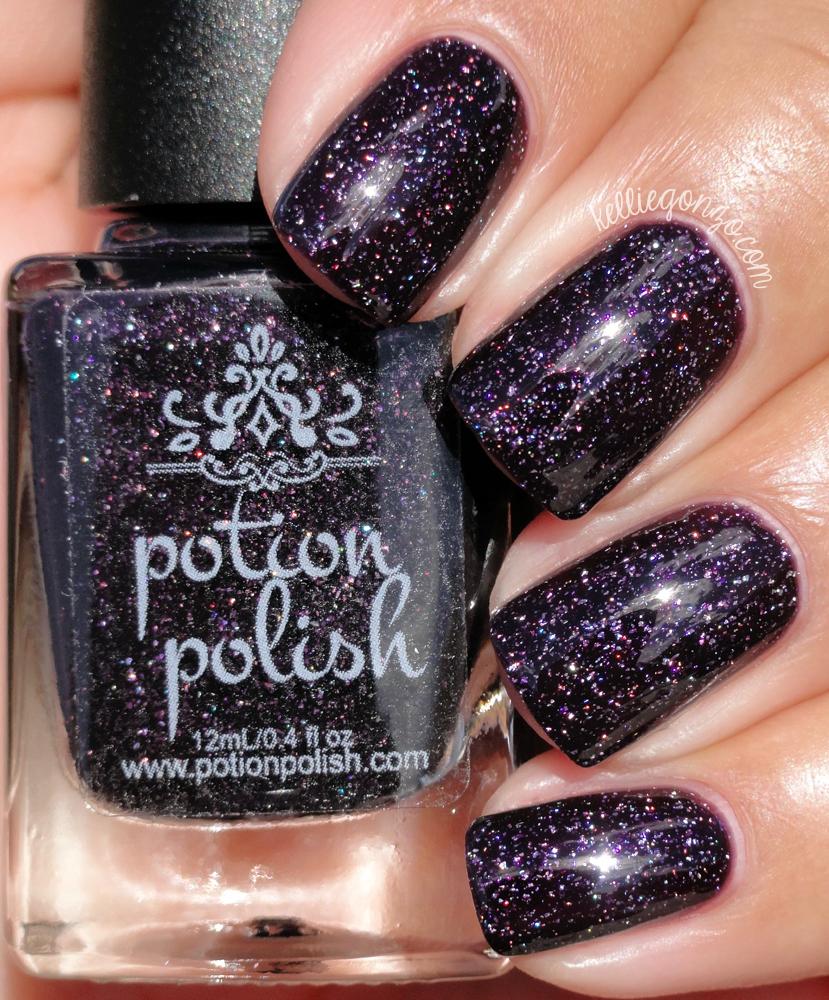 Potion Polish Dark Magic