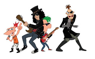 Slash Phineas And Ferb