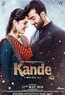 Kande (2018) Punjabi Movie Pre-DVDRip | 720p | 480p | Watch Online and Download