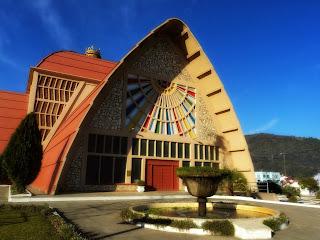 Igreja Nossa Senhora Mãe dos Homens, em Urubici