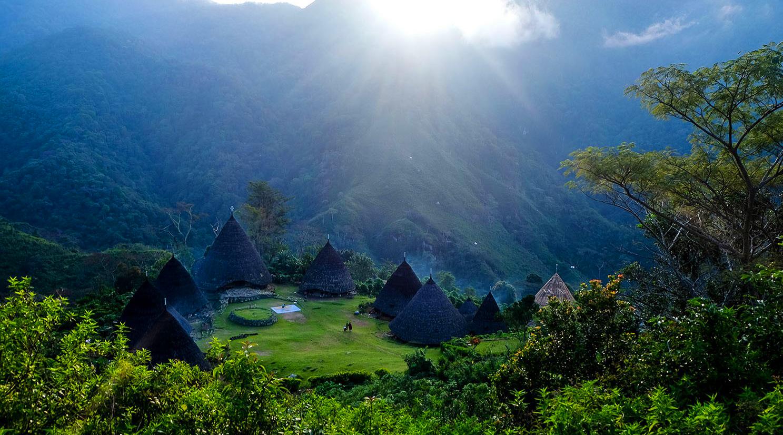 wisata indonesia alam wisata NTT