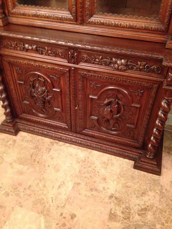 Restauraci n de muebles antiguos muebles cansado zaragoza carpintero ebanista artesano - Muebles a medida en zaragoza ...
