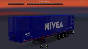 Schmitz Trailer - Nivea