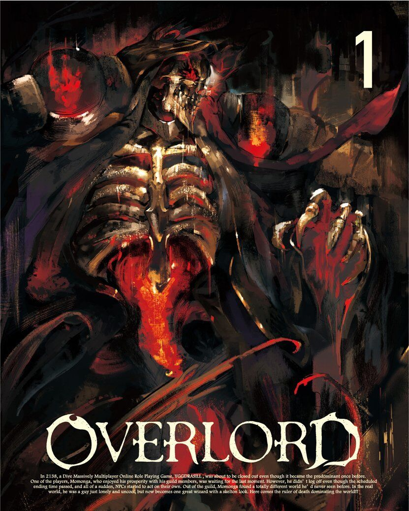 Manga Overlord Bahasa Indonesia