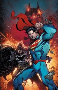 Batman – Superman – Truyện tranh