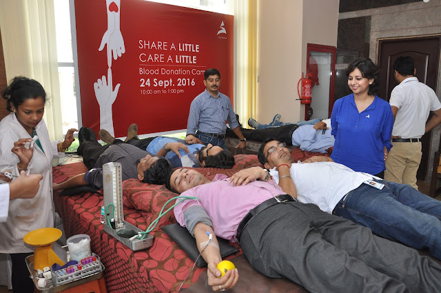 SUSHMA Foundation organizes Blood Donation Camp in association with Government Multi Specialty Hospital Sector 16, Chandigarh