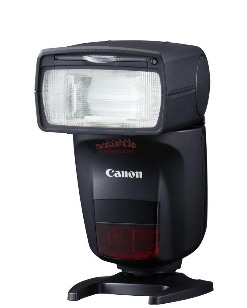 Вспышка Canon Speedlite 470EX-AI, вид спереди