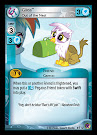 My Little Pony Gilda, Out of the Nest Marks in Time CCG Card