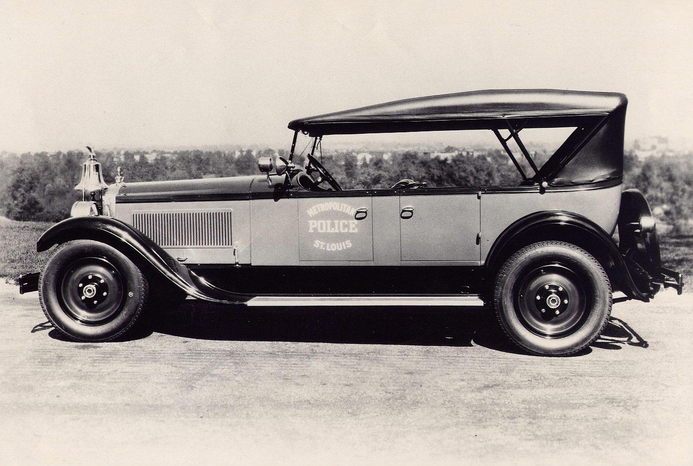 1920 Car: Lost Chapter Cruiser KFFK: 19th Annual Parent Chapter Nan