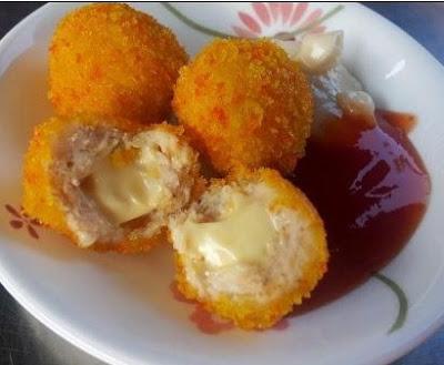 Resepi Bebola Ayam