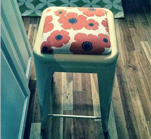 Upholstered Cushions for bar stools