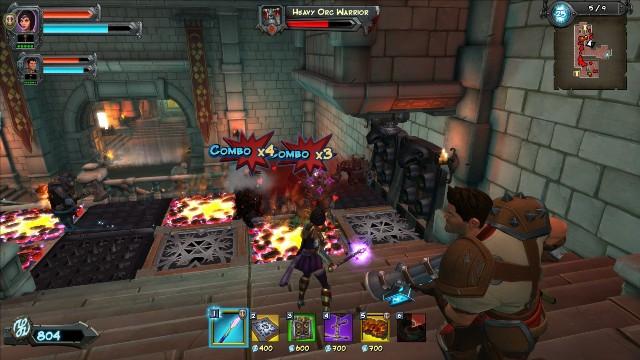Orcs Must Die 2 PC Games Gameplay