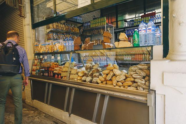 ボリャン市場(Mercado do Bolhão)