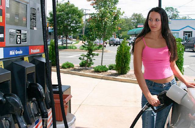 Los combustibles van pa'rriba otra vez