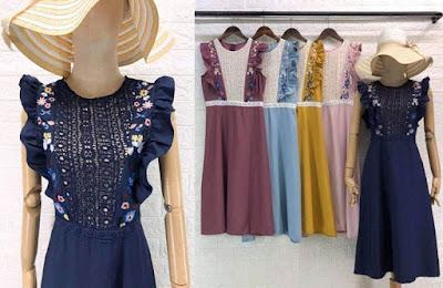 Dresses Fashion ร้านขายส่งเสื้อผ้าแฟชั่น จำหน่ายเสื้อผ้าแฟชั่นทุกชนิด มีแบบให้เลือกเยอะแยะมากมายหลายร้อยแบบ ทั้งชุดนอน ชุดเดรส จั๊มสูท กระโปรง และอื่นๆอีกมามาย สาวๆขาช้อปทั้งหลายไม่ควรพลาด ทางร้านอัพเดทแฟชั่นทุกวัน Line id:@dresses มาช้อปแฟชั่นสวยๆราคาเบาๆสบายกระเป๋ากันได้เถอะ สินค้าพร้อมส่งไม่ต้องรอนาน ร้านเปิดทุกวัน 08.00 - 19.00 น. โทร.095-6754581