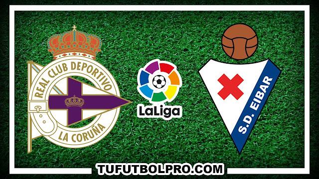 Ver Deportivo vs Eibar EN VIVO Por Internet