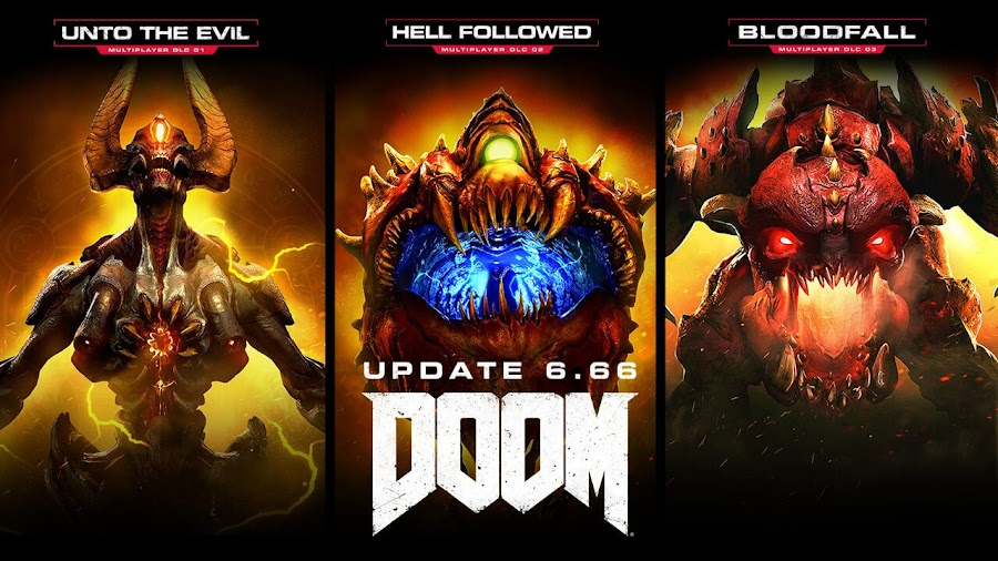 doom update 6.66 all dlc